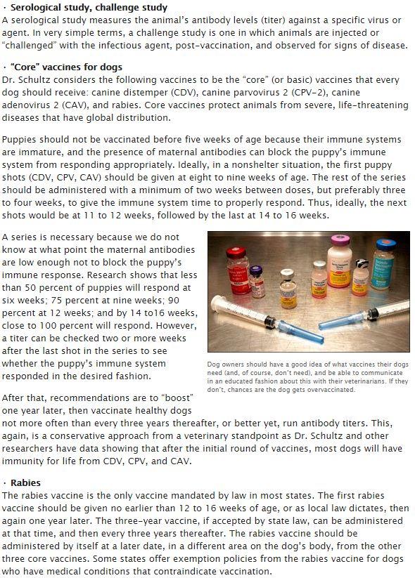 vaccinations 101c
